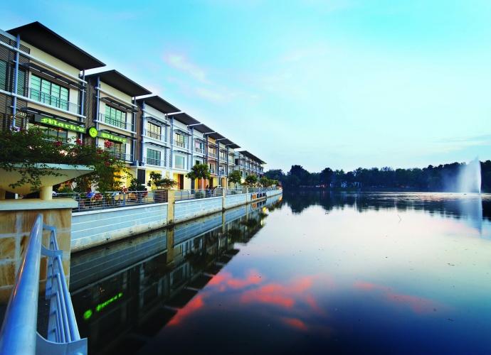 Completed 2008-Plaza Kelana Jaya