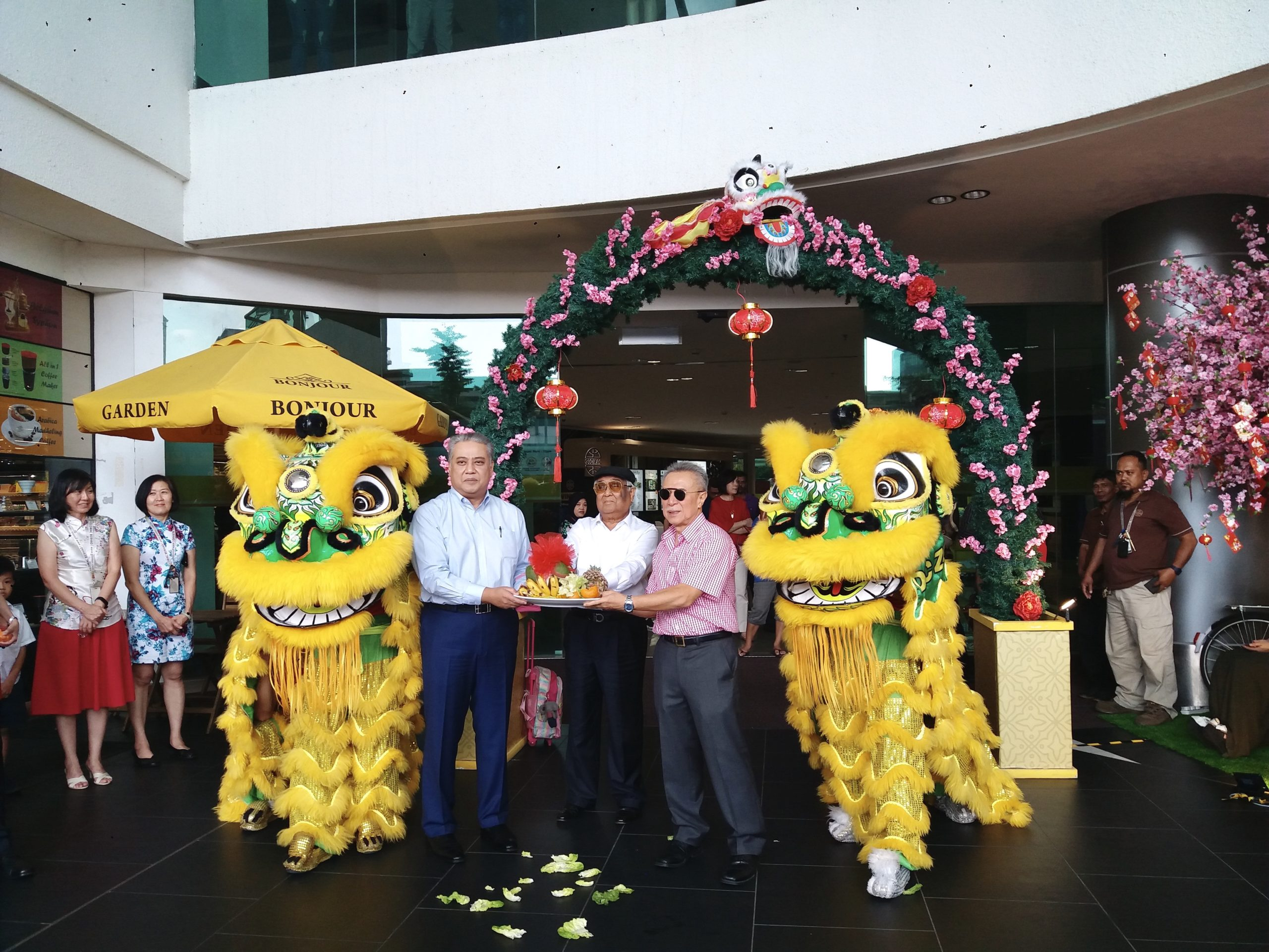 Glomac Berhad 2020 Chinese New Year Celebration