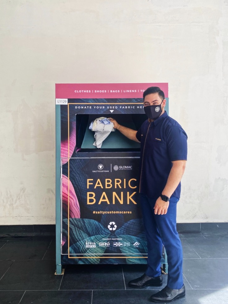 Glomac Joins The Solution For Fabric Pollution